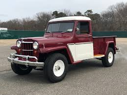100 Willys Jeep Truck For Sale 1961 Pickup For Sale 116027 MCG