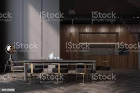 graue esszimmer sofa und tisch stockfoto und mehr bilder arbeitsplatte