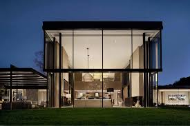 100 Glass Walled Houses Modern Farmhouse Style In Nashville Defined By Walls Of Glass