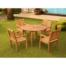 Tortuga Outdoor Jakarta 5-Piece Teak Outdoor Dining Set And Teak Fniture Timber Sets Chairs Round Porch Fa Wood Home Decor Essential Patio Ding Set Trdideen As Havenside Popham 11piece Wicker Outdoor Chair Sevenposition Eightperson Simple Fpageanalytics Design Table Designs Amazoncom Modway Eei3314natset Marina 9 Piece In Natural 7 Brampton Teak7pc Brown Classics