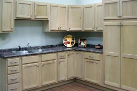 Surplus Warehouse Oak Cabinets by Kitchen Garbage Can Cabinet