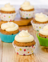 We took a classic recipe and made it into cupcakes Carrot Cake Cupcakes with Cream