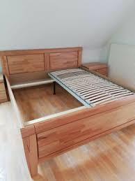 top schlafzimmer ausstattung in kernbuche teilmassiv