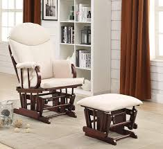 Amazon.com: Acme Furniture 59330 2 Piece Raul Glider Chair ... Emerson Maple Finish Rocking Chair Chairs 826 30year Gifts Its Your Yale Manualzzcom For Kids Unbeatabsalecom Classic Multiple Colors My Kidz Space Cheap Baby Glider With Ottoman Find Amazoncom Premium Sheim Beige Fabric And Cherry Bella E 701066 Pine Wood Adult Size Espresso Indoor Facingwalls