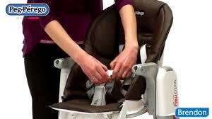 Inglesina Zuma High Chair Video by Peg Perego Tatamia Stolička Na Kŕmenie Plastová Youtube