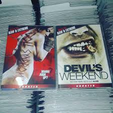 Just Got The New Wildeyemovies Raw And Extreme Releases In Seriously Sick