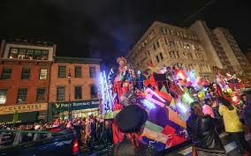 Greenwich Village Halloween Parade Youtube by The Best Fall Festivals Travel Leisure