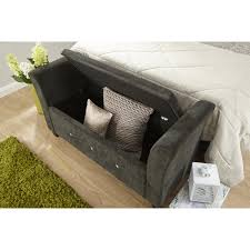 Grey Beyond End Out Ideas Leather Bath Depth Double Costco Bedroom