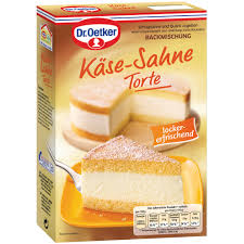 kase sahne torte recipe made easy with dr oetker mix a