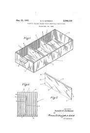 Akro Mils 26 Drawer Storage Cabinet by Patent Us2985333 Plastic Cabinet Drawer With Removable