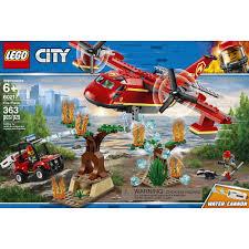 LEGO City Fire Plane 60217 - LEGO - Toys