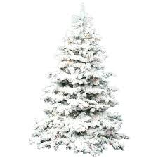 Slim Pre Lit Christmas Tree 75 by White Frosted Christmas Tree Uk Small White Frosted Christmas Tree
