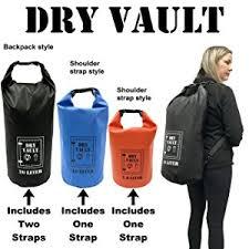 Amazon 3 Bag Set DRY VAULT DRY BAG SETS 500D PVC