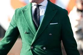 green double breasted jacket men u0027s fashion blog