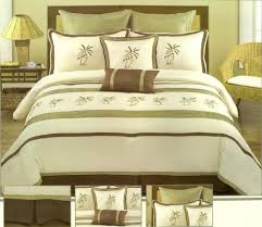 Good Palm Tree Bedding Queen 47 For Your Cotton Duvet Covers With