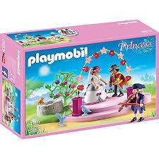 playmobil 6851 himmlisches schlafzimmer de spielzeug