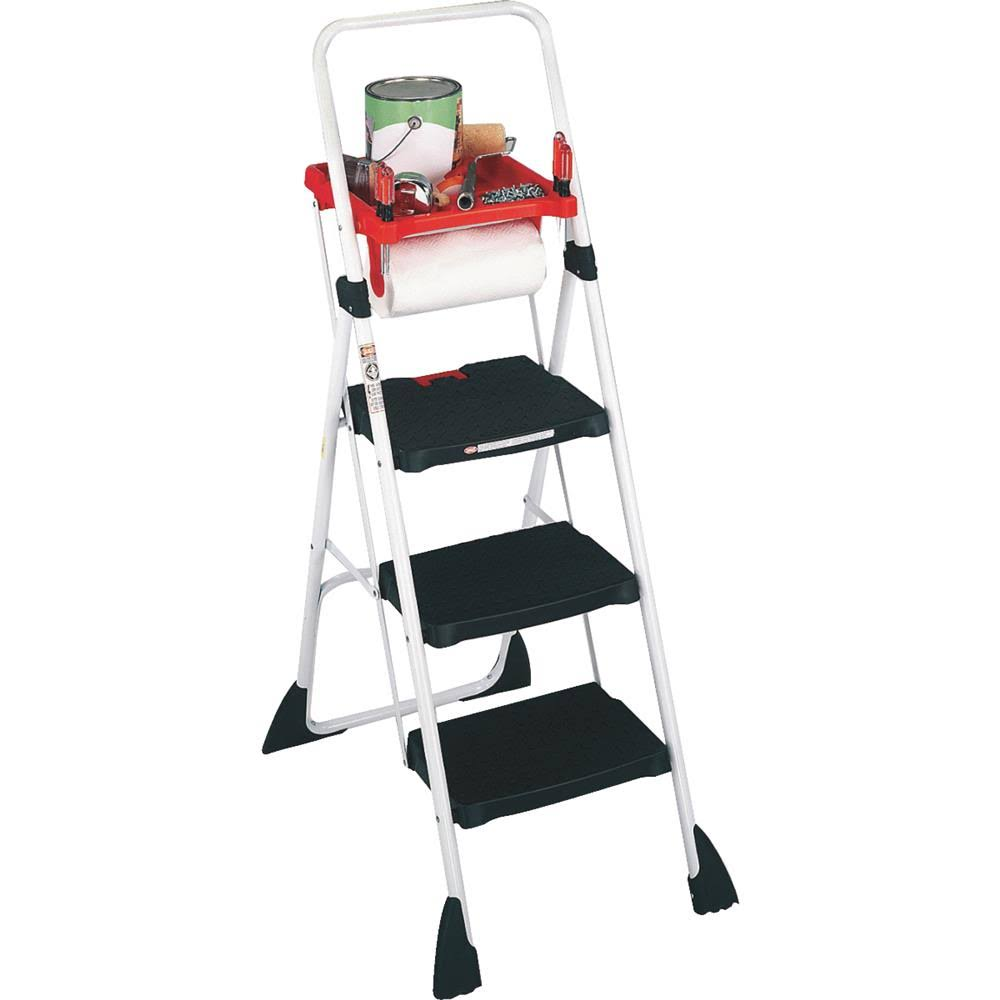 Cosco Tri-Step Plus Aluminum Work Platform - 27""