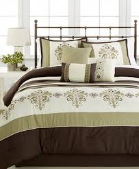 Macys Com Bedding by Closeout Marin 7 Pc Comforter Sets Created For Macy U0027s Bed In