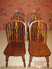 Ethan Allen Dining Room Sets Used by Ethan Allen Dining Room Chairs Ebay