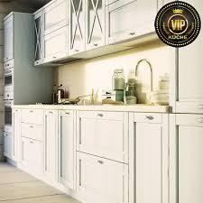 landhausküche era hochwertige küche massivholz küchenzeile weiß meterpreis ebay