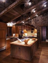 Beautiful Rustic Kitchen Design By Studio Frank Like The Stone Wall Combined With Reclaimed