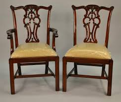 Chair | Chippendale Style Chairs Teak Dining Chairs Egg ... Bamboo Chippendale Chairs Small Set Of Eight Tall Back Black Faux Chinese Chinese Chippendale Florida Regency 57 Ding Table Vintage Six A Quick Living Room And Refresh Stripes Whimsy Side By Janneys Collection Chair Toronto For Sale Four