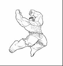 Download Coloring Pages Incredible Hulk Stunning Alphabrainsz