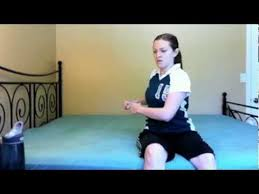 The Burning Bed Cast by Easy Exercises On The Bed With A Broken Foot Or Ankle In A Cast