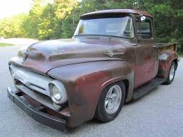 1956 Ford F100 For Sale   ClassicCars.com   CC-1019521 Used 1956 Ford F100 460 Big Block Auto Ac Ps Pb Pw Rotisserie For Sale Near Cadillac Michigan 49601 Classics On Bbw Custom Cab Pickupreal Back Window Truckdo Picking This Up Saturday Truck Enthusiasts Forums Pin By Michael Schmber Michaels 56 Pinterest Bodie Stroud Restomod Is Lovers Dream 1957 Chevy Trucks Chevy Cameo M2 Machines Projects 164 Pickup Black Sale Classiccarscom Cc993085 Flatbed The Barn