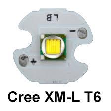 cree xm l t6 led chip high power 10w t6 led l cree led bead