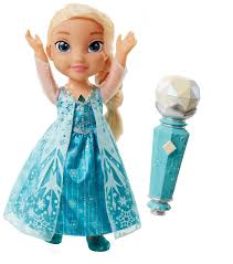 Disney Princess Baby Doll Animators Dolls Frozen Elsa Ariel