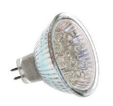 110v 220v 2 watt 24 led mr16 led replacement for halogen bulb