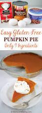 Libby Pumpkin Cookies Gluten Free by Easy Gluten Free Pumpkin Pie Mom Loves Baking