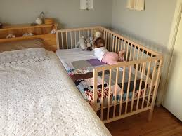 Nursery Beddings Bedside Baby Crib Plans Also Baby Bedside Cot