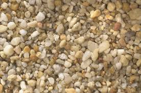 Pea Gravel From Lowes For Outdoor Flooring