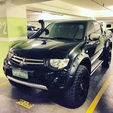 Mitsubishi Triton | Cars, 4x4s, SUV, Trucks, Vans | Pinterest | 4x4 ...