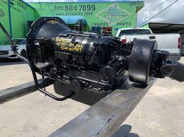 100 Used Truck Transmissions For Sale 1997 Allison AT545RM Transmission Miami FL 744