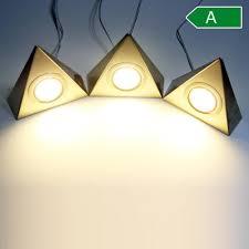 beleuchtung led unterbauleuchte küche 3 rund eckig