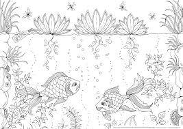 Secret Garden Coloring Pages Printable 3