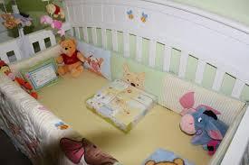 Winnie The Pooh Nursery Themes by Themed Winnie The Pooh Crib Bedding Timeless Winnie The Pooh