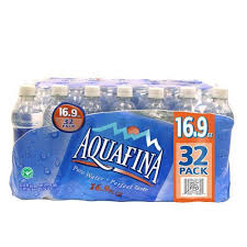 Amazon Aquafina Pure Water 169 Ounce 32 Bottles Bottled Drinking Grocery Gourmet Food