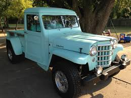 1952 Willys Truck Craigslist, Craigslist Dump Truck For Sale Texas ...