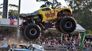 100 Monster Truck Mayhem Photos Truck Mayhem And Freestyle Motocross In Wauchope