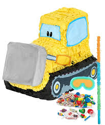 Amazon.com: Construction Party Supplies - Bulldozer Pinata Kit ... Unique Cstruction Pinata Assortment Dump Truck Dump Trucks For Kids Green Toys Truck Walmartcom Jr Party Digger Piata Second Birthday Gabriel Pinterest Square Owl Pinata Pinatas Cat Job Site Machines Ls A Garbage Truck Ready Candy Garbage John Deere Pinata Youtube Grapple Rental Or Used For Sale In Maine As Well Ky And Yards 2000 Ford Crafty Texas Girls Birthday Boys Stay At Homeista How To Make A Diy Pullstring