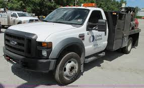 100 Truck Rentals Chicago 2008 Ford F550 XL Service Truck Item G9106 SOLD July 22