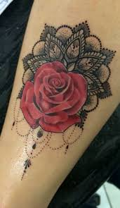 16 Best My Rose Tattoo Images On Pinterest