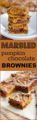 Marbled Pumpkin Cheesecake Bars by Marbled Pumpkin Chocolate Brownies U2014 Home U0026 Plate Easy Seasonal