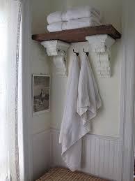 best 25 towel shelf ideas on pinterest pallet towel rack