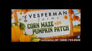Free Pumpkin Farms In Wisconsin by Vesperman Farms 2012 Hd Youtube