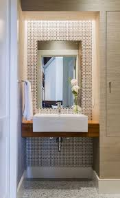 Modern Half Bathrooms